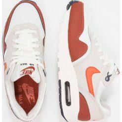Nike Sportswear AIR MAX 1 Tenisówki i Trampki sail/vintage coral/mars stone. Buty sportowe chłopięce Nike Sportswear, z gumy. Za 419.00 zł.