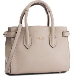 Torebka FURLA - Pin 978759 B BQM3 PIN  Vaniglia d. Brązowe torebki do ręki damskie Furla, ze skóry. Za 1,290.00 zł.