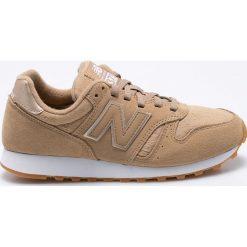 New Balance - Buty WL373OIT. Szare obuwie sportowe damskie New Balance, z gumy. W wyprzedaży za 239.90 zł.