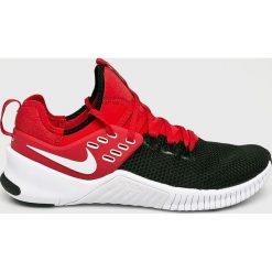 Nike - Buty Metcon Free. Szare buty sportowe męskie Nike, z gumy. W wyprzedaży za 429.90 zł.
