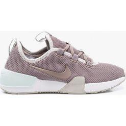 Nike - Buty Ashin Modern Run. Szare obuwie sportowe damskie Nike, z gumy. Za 349.90 zł.