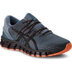 Buty ASICS - Gel Quantum 360 4 1021A028 Ironclad/Black 021. Szare buty sportowe męskie Asics, z materiału. Za 799.00 zł.