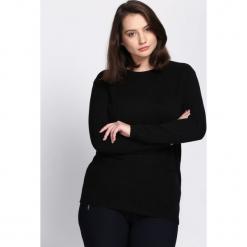 Czarny Sweter Morning Drizzle. Czarne swetry damskie Born2be, na jesień. Za 79.99 zł.