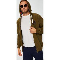 U.S. Polo - Bluza. Szare bluzy męskie U.S. Polo, z bawełny. W wyprzedaży za 439.90 zł.