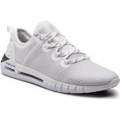 Buty UNDER ARMOUR - Ua Hovr Slk 3021220-102 Wht. Białe obuwie sportowe damskie Under Armour, z materiału. W wyprzedaży za 339.00 zł.