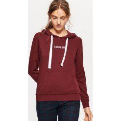 Bluza typu hoodie - Bordowy. Bluzy damskie marki KALENJI. W wyprzedaży za 39.99 zł.