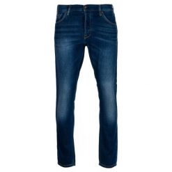 Mustang Jeansy Męskie Tapered 32/34 Ciemnoniebieski. Niebieskie jeansy męskie Mustang. Za 349.00 zł.