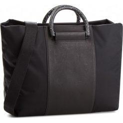 Torebka CLARKS - Contempo East 261357030  Black. Czarne torebki do ręki damskie Clarks, z materiału. W wyprzedaży za 299.00 zł.