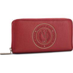 Duży Portfel Damski VERSACE JEANS - E3VSBPR1 70718 331. Czerwone portfele damskie Versace Jeans, z jeansu. Za 349.00 zł.