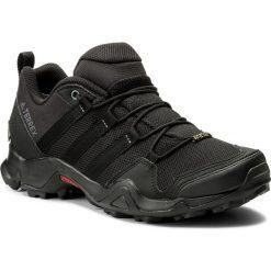 Buty adidas - Terrex AX2R GTX GORE-TEX CM7715 Cblack/Cblack/Grefiv. Czarne buty sportowe męskie Adidas, z gore-texu. W wyprzedaży za 349.00 zł.