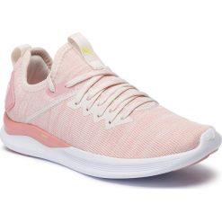 Różowe obuwie sportowe damskie Puma, do biegania Kolekcja