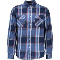 Koszula - Regular-Fit - w kolorze niebieskim. Niebieskie koszule męskie Mustang, w kratkę, z klasycznym kołnierzykiem. W wyprzedaży za 130.95 zł.