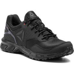 Buty Reebok - Ridgerider Trail 4.0 Gtx GORE-TEX DV3938 Black/True Grey/Red. Czarne buty sportowe męskie Reebok, z gore-texu. Za 379.00 zł.
