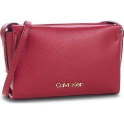 Torebka CALVIN KLEIN - Frame Ew Crossbody K60K604447 628. Czerwone listonoszki damskie Calvin Klein, ze skóry ekologicznej. Za 399.00 zł.