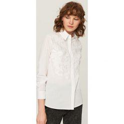 Koszula w stylu retro - Biały. Koszule damskie marki SOLOGNAC. W wyprzedaży za 79.99 zł.