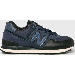 New Balance - Buty ML574LHG. Szare buty sportowe męskie New Balance, z materiału. Za 369.90 zł.