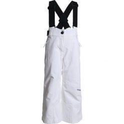 Ziener AVATINE Spodnie narciarskie white. Spodnie materiałowe dla dziewczynek marki 4f. W wyprzedaży za 359.10 zł.