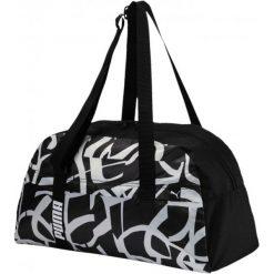 Puma Torba Sportowa Core Active Sportsbag M Black. Torby podróżne damskie Puma. W wyprzedaży za 89.00 zł.