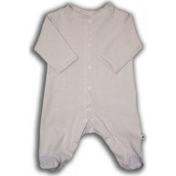 Pajacyk ROSE r. 56 (NOR-03/56). Czerwone śpioszki niemowlęce Nanaf Organic. Za 60.30 zł.