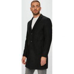 Premium by Jack&Jones - Płaszcz. Szare płaszcze męskie Premium by Jack&Jones, z materiału, klasyczne. W wyprzedaży za 399.90 zł.