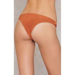 Hot Anatomy Dół bikini Wrinkled - Orange. Pomarańczowe bikini damskie Hot Anatomy. Za 64.95 zł.