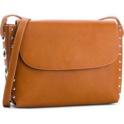 Torebka PEPE JEANS - Lenarda Bag PL030944 Camel 855. Brązowe listonoszki damskie Pepe Jeans, z jeansu. W wyprzedaży za 209.00 zł.