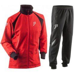 Bjorn Daehlie Zestaw Do Narciarstwa Biegowego Suit Technic Women Red S. Czerwone kurtki sportowe damskie Bjorn Daehlie. W wyprzedaży za 529.00 zł.