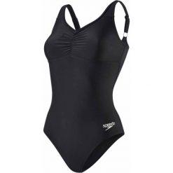 Speedo Strój Essential Clipback 1 Piecef Black 38. Czarne kostiumy jednoczęściowe damskie Speedo. Za 159.00 zł.