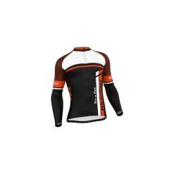Bluza rowerowa męska FDX Cycling Thermal Long Sleeve Jersey L. Bluzy męskie FDX, z nadrukiem, z jersey. Za 219.90 zł.