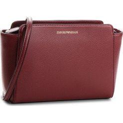 Torebka EMPORIO ARMANI - Y3B084 YH15A 82757  Bordeaux/Stone. Czerwone torebki do ręki damskie Emporio Armani, ze skóry ekologicznej. W wyprzedaży za 449.00 zł.