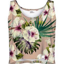 Colour Pleasure Koszulka damska CP-035 161 różowo-zielona r. M/L. Bluzki damskie Colour Pleasure. Za 64.14 zł.