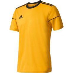 Adidas Koszulka piłkarska Squadra 17 żółta r. XXL. T-shirty i topy dla dziewczynek Adidas. Za 62.60 zł.