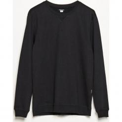 Bluza od piżamy - Czarny. Czarne bluzy męskie Reserved. Za 49.99 zł.