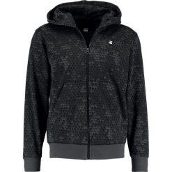 GStar CORE HOC HOODED ZIP SW L/S Bluza rozpinana mdf/raven. Kardigany męskie G-Star, z bawełny. W wyprzedaży za 422.10 zł.