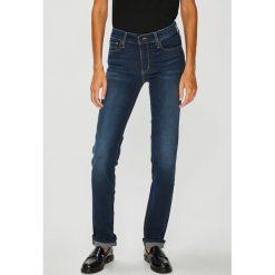 Levi's - Jeansy 712. Brązowe jeansy damskie Levi's. Za 399.90 zł.