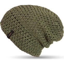 Woox Wiosenna Czapka Krasnal Unisex |Handmade| Butelkowa Frigus Beanie Olive -          -          - 8595564774860. Czapki i kapelusze męskie Woox. Za 90.21 zł.