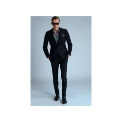 GARNITUR CROW. Czarne garnitury męskie Guns&tuxedos. Za 499.99 zł.