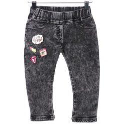Primigi Jeansy Dziewczęce 110 Czarny. Jeansy dla dziewczynek marki bonprix. W wyprzedaży za 109.00 zł.