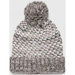 Roxy - Czapka. Szare czapki i kapelusze damskie Roxy. W wyprzedaży za 99.90 zł.
