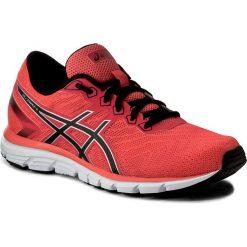 Buty ASICS - Gel-Zaraca 5 T6G8N Diva Pink/Black/Silver 2090. Czerwone obuwie sportowe damskie Asics, z materiału. W wyprzedaży za 239.00 zł.