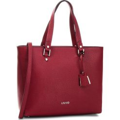 Torebka LIU JO - L Tote Isola N68006 E0033 Red 91656. Czerwone torebki do ręki damskie Liu Jo, ze skóry ekologicznej. W wyprzedaży za 449.00 zł.