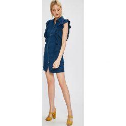 Vero Moda - Sukienka Cole. Sukienki damskie Vero Moda, z lyocellu, casualowe. W wyprzedaży za 99.90 zł.