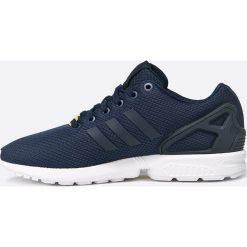 Adidas Originals - Buty ZX FLUX. Szare buty sportowe męskie adidas Originals, z materiału. W wyprzedaży za 299.90 zł.