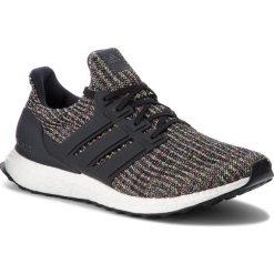 Buty adidas - UltraBoost CM8110 Cblack/Carbon/Ashsil. Czarne buty sportowe męskie Adidas, z materiału. W wyprzedaży za 519.00 zł.