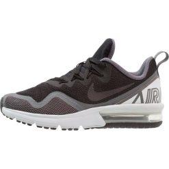 Nike Performance AIR MAX FURY Obuwie do biegania treningowe black/multicolor/dark grey/pure platinum. Buty sportowe chłopięce Nike Performance, z materiału. Za 359.00 zł.