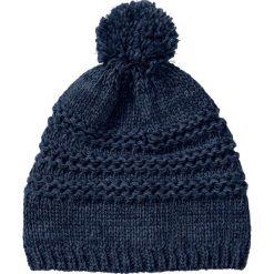 Czapka bonprix ciemnoniebieski. Czapki i kapelusze damskie marki WED'ZE. Za 37.99 zł.