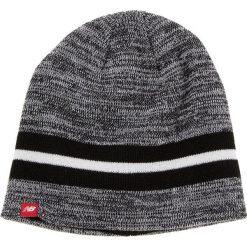 Zestaw Czapka i Rękawiczki NEW BALANCE - 500342 000. Czarne czapki i kapelusze damskie New Balance, z materiału. W wyprzedaży za 119.00 zł.