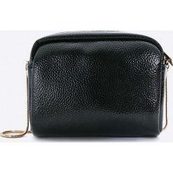 Vero Moda - Torebka. Czarne torebki do ręki damskie Vero Moda, z materiału. W wyprzedaży za 49.90 zł.