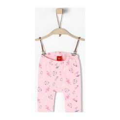 S.Oliver Legginsy Dziewczęce 68 Różowe. Czerwone legginsy dla dziewczynek S.Oliver, z jeansu. Za 39.00 zł.