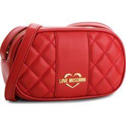 Torebka LOVE MOSCHINO - JC4005PP16LA0500  Rosso. Czerwone listonoszki damskie Love Moschino, ze skóry ekologicznej. Za 589.00 zł.
